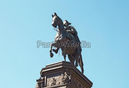 equestrian statue frederick the great berlin