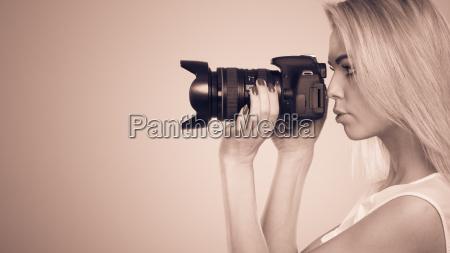 maedchen fotografen schiessen bilder