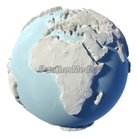 3d globus