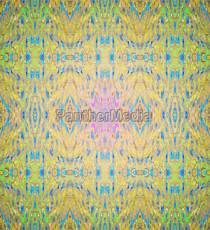 background abstract endless pattern blue green