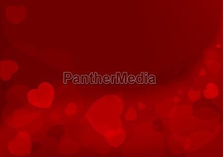valentines day hintergruende