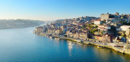 stadtbild porto portugal