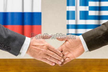 representatives from russia and greece join