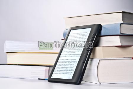 ebook und gedruckte buecher
