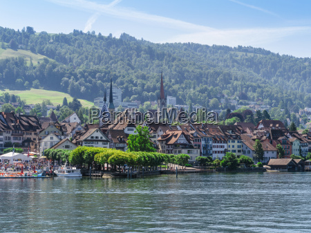 city of zug switzerland in the