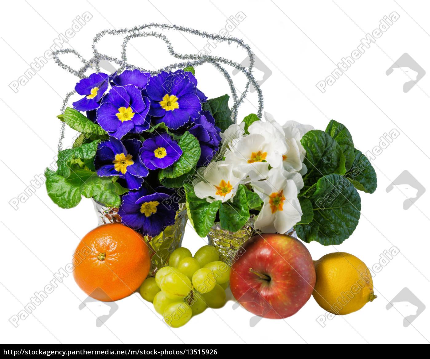 vitamine, im, frühling - 13515926