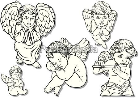 little angel set