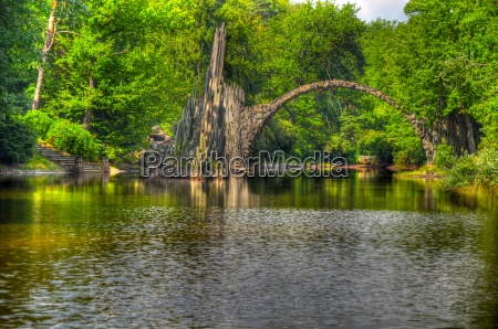 rakotzbrücke - 13564470