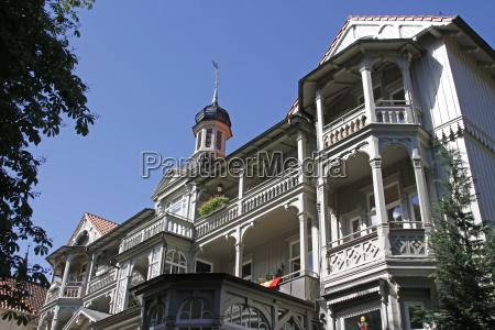 ehemaliges hotel parkhaus bad harzburg