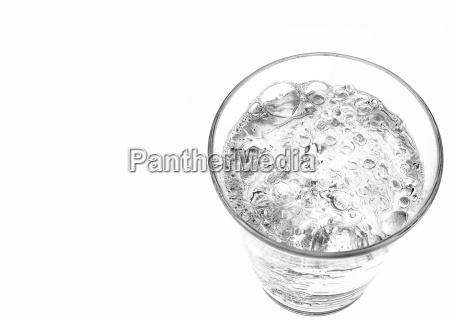 wasser glas