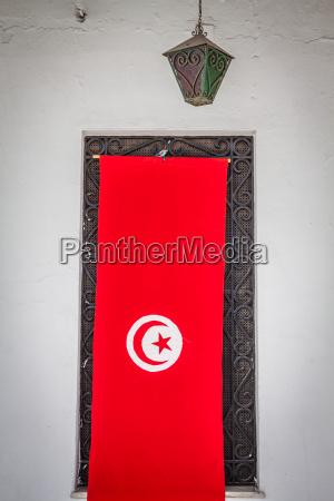 detail von medina in sousse tunesien
