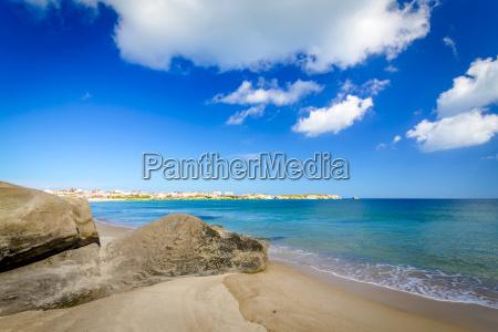 wunderschoener strand