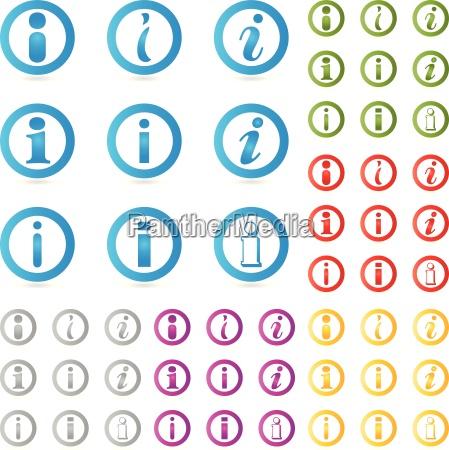 info information zeichen symbol icon