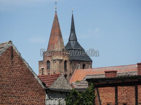 gransee marienkirche tuerme