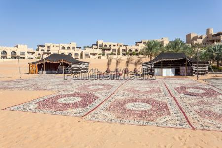 desert resort in the emirate of