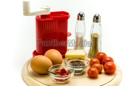 chia omelett zutaten 5