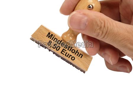 8 50 euro mindestlohn in deutschland