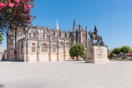 batalha monastery in portugal