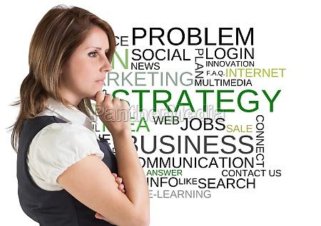 frau info anruf strategie gesellschaftlich sozial