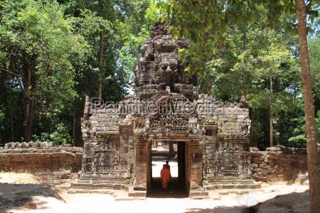 tempel denkmal monument asien dom gesicht