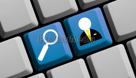 personalsuche, online, - 13726579