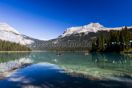 emerald, lake, , yoho, national, park, , british - 13727125