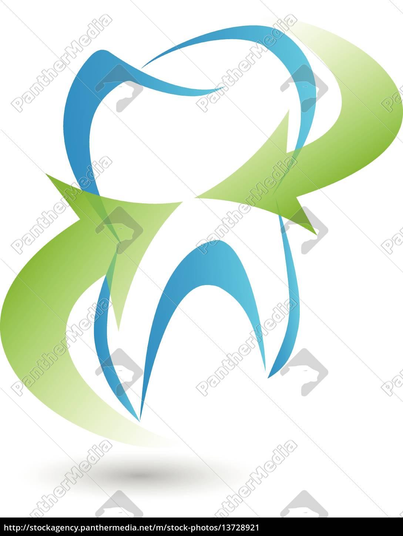 Zahn, Pfeile, Logo, Arzt Logo - Stockfoto - #13728921 - Bildagentur ...
