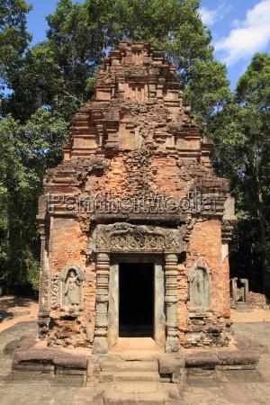 tempel denkmal monument asien dom leuchten