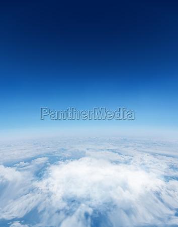 blau umwelt sonnenlicht illustration bewoelkt wolkig