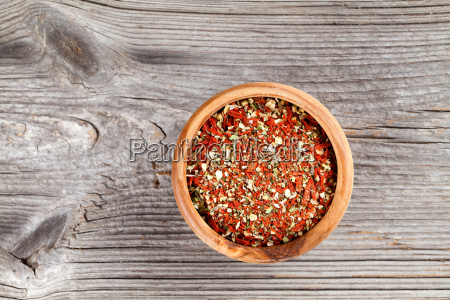 dry italian spice