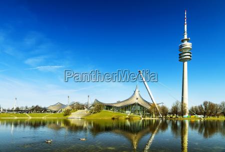 sport sports park modern modernity europe