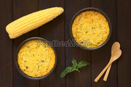 chilenischer pastel de choclo corn pie