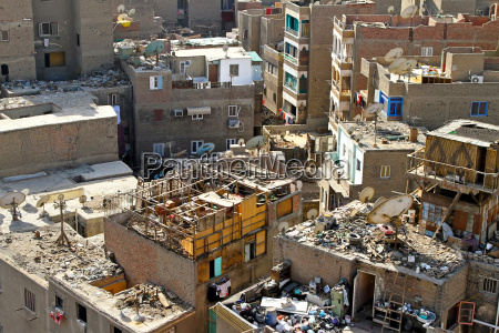 bauten kairo schmutzig dreckig probleme cairo