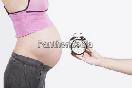 wecker fuer bauch schwanger