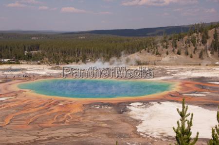 yellowstone, nationalpark, , usa - 13770921