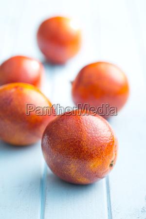 blutrot orangen
