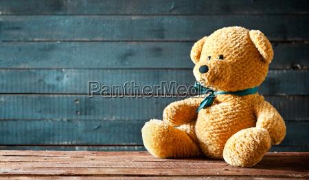 netter teddybaer