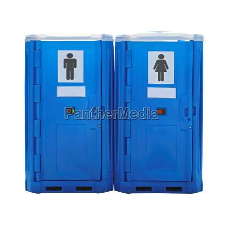 tragbare toilette