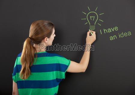 i have an idea