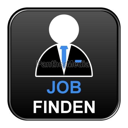 black button find a job