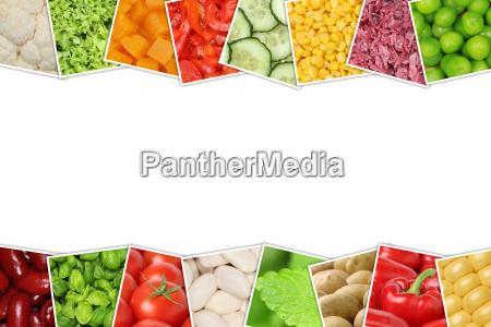 gemuese wie tomaten paprika salat kartoffeln