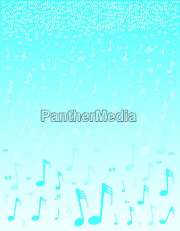 musik kunst musikalisch winter grafik mass