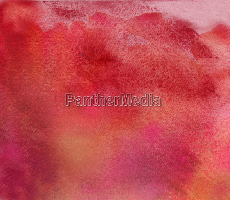 watercolor red texture