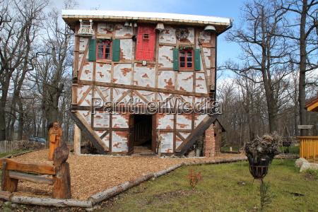 ein hexenhaus in thale