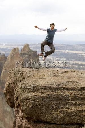risilla sonrisas paseo viaje eeuu rocas
