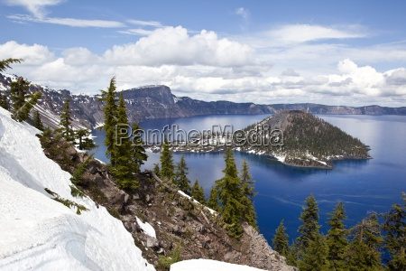 fahrt reisen baum nationalpark wolke usa