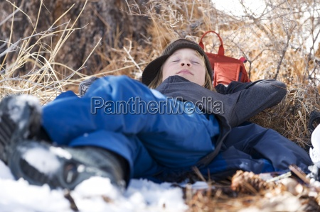 entspannung winter usa horizontal kalifornien schlaf