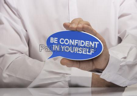 selbstbewusstsein