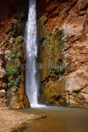 wasserfallgrand canyonarizona