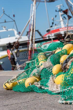 industrie maritim netz nylon marine fischnetz
